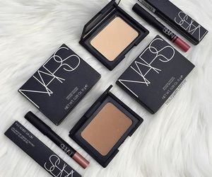 faux fur and nars image