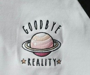 reality, goodbye, and planet image
