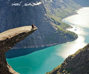nordic, norge, and norway image