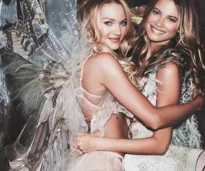 candice swanepoel, Behati Prinsloo, and model image