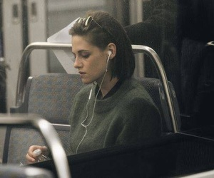 kristen stewart, sad, and music image