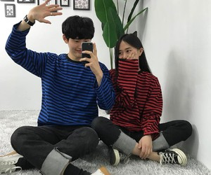 ulzzang and love image