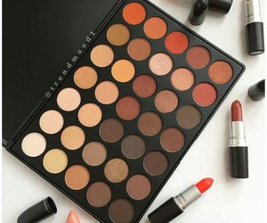 mac, makeup, and morphe image