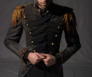 coat and steampunk image