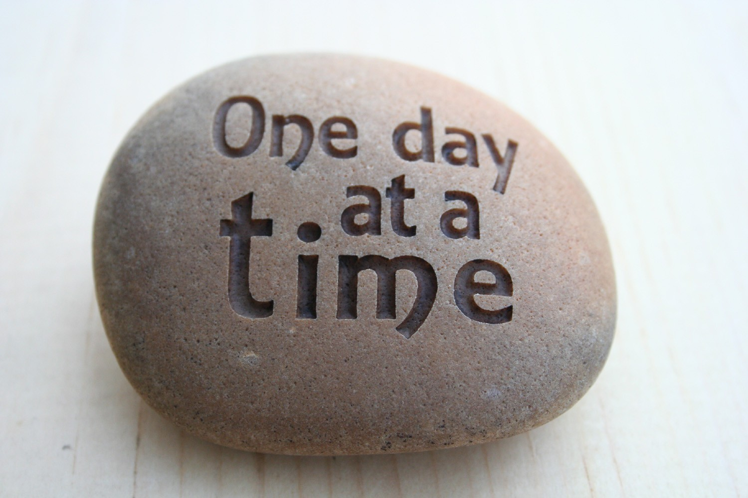 One Day At A Time Quotes I Inspiration On We Heart It