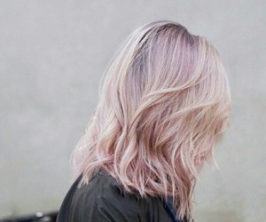 goals, hair, and pink image