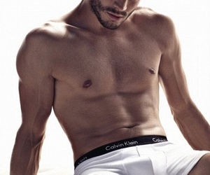 Calvin Klein, male, and christian grey image