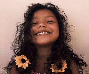 girl, kids, and hair image