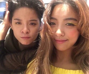 amber, f(x), and luna image