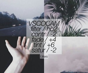 vsco, vscocam, and filter image