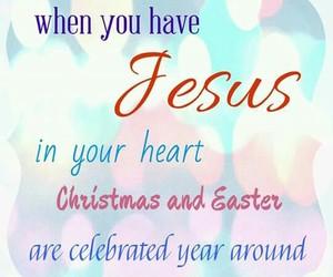 celebrate, christian, and christmas image