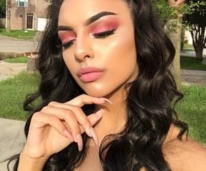 eyebrows, eyeshadow, and glow image