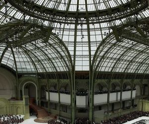 grand palais and verrière image