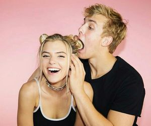 alissa violet and jake paul image