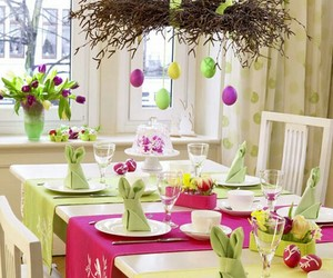 colorful, decorations, and easter image