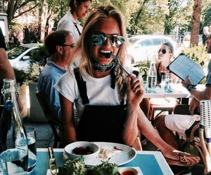 romee strijd, beauty, and summer image