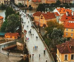 lugares, Praga, and viajar image