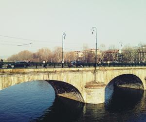 bridge, torino, and turin image