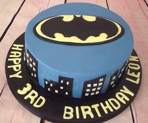 batman, birthday, and boy image