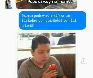 humor, memes en español, and Risa image