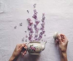 beautiful, nature, and tea image