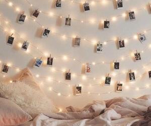 lights, tumblr, and room image