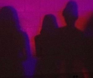 dancing, graduation, and shadows image