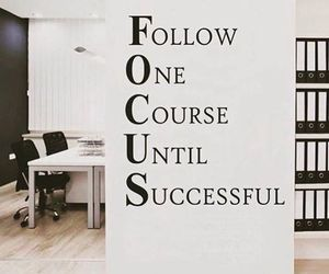 quotes, focus, and motivation image