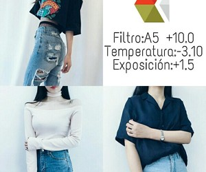 filter, filters, and moda image