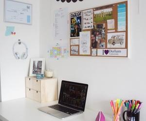 desk, inspiration, and motivation image