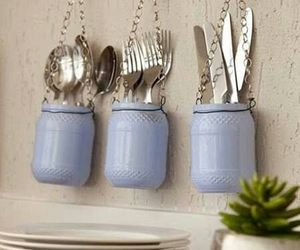 cutlery, home, and kitchen image