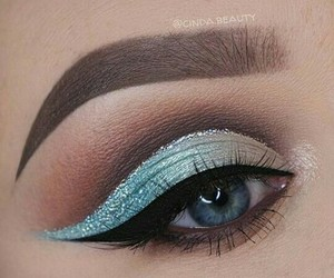 EYE-SHADOW, makeup, and brows image