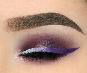 makeup and eyeshade image