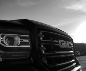 black, gmc, and lovely image