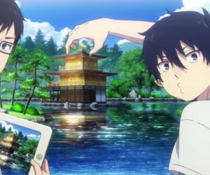 anime, ao no exorcist, and rin okumura image