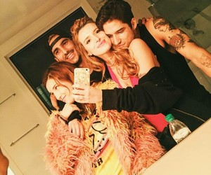tyler posey, girl, and bella thorne image