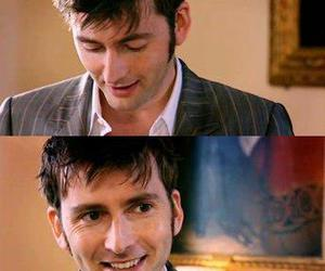 david tennant, doctor who, and cute image