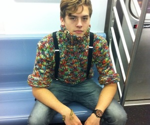 dylan sprouse, boy, and guy image
