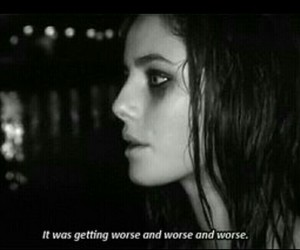 skins, effy stonem, and sad image