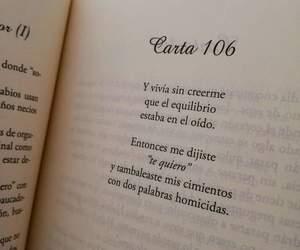 amor, book, and carta image