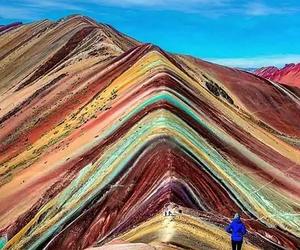 peru, nature, and travel image