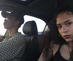 black girl, biracial couple, and couple goals image