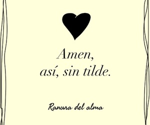 corazones, frases, and tildes image