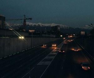 night, car, and tumblr image