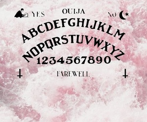 ouija, aesthetic, and background image