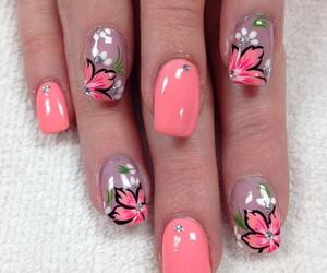 beauty, nail art, and nail design image