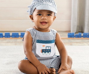rompers, layettes, and bodysuits & one pieces image