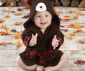 happy camper, bath time fun, and personalized baby gifts image