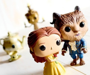 beast, belle, and film image