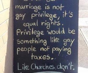 church and gay image